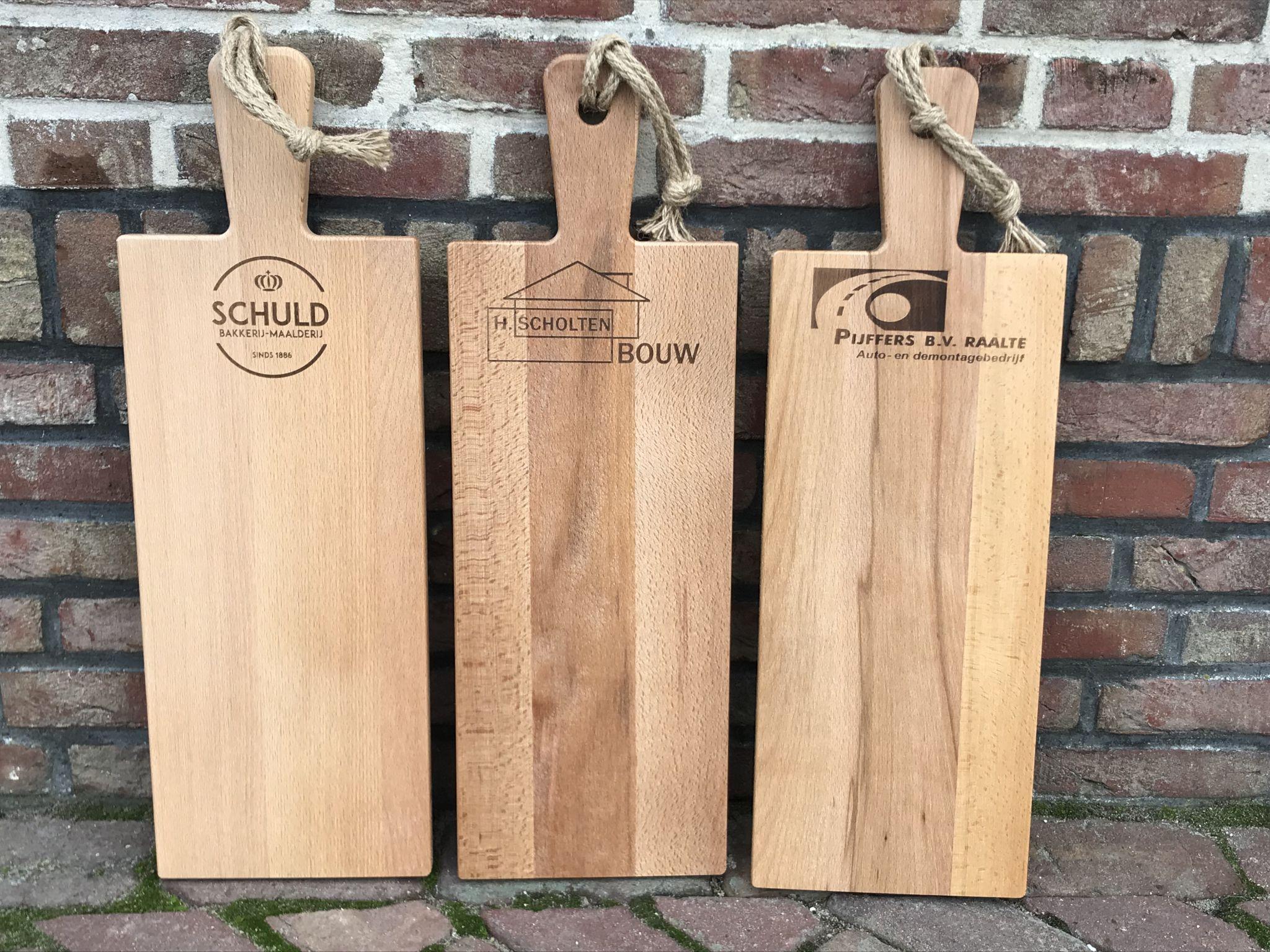 snijplank van hout